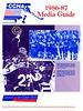 1986-10-01 CCHA Media Guide