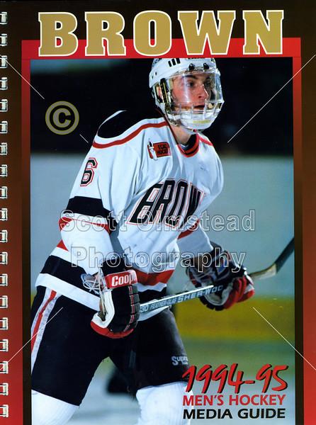 1994-10-01 Brown Bears Media Guide