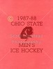 1987-10-01 Ohio State Hockey Media Guide