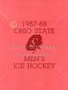 1987-10-01 Ohio State Hockey Media Guide