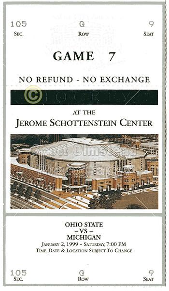 1999-01-02a Opening Night Schottenstein Center