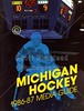 1986-10-03 Michigan Hockey Media Guide
