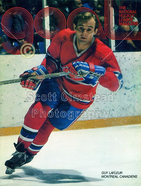 1977-12-12 Montreal Canadiens at Cleveland Barons