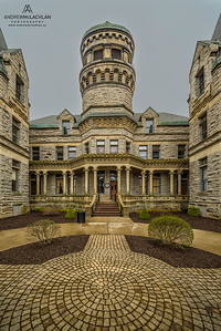 Ohio State Reformatory, Manfield, Ohio, U.S.A.