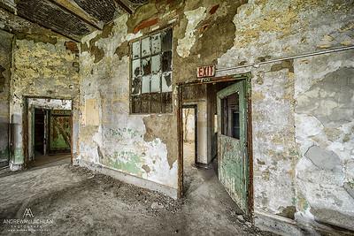 Ohio State Reformatory, Manfield, Ohio, U.S.A.