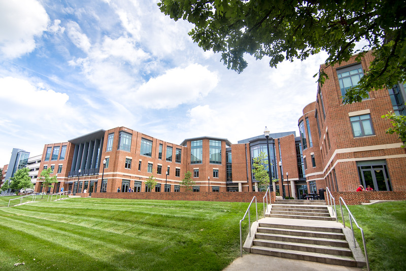 Ohio Union Exterior Stock Photos Summer 2016-17