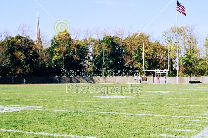 Saturday, October 18, 2003 - Wabash Little Giants at Ohio Wwsleyan Battlin' Bishops