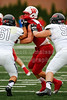 Saturday, October 12, 2013 - Ohio Wesleyan University Battlin' Bishops at Wabash College Little Giants (Please visit the Wabash section, 2013 Football, to view the entire gallery)