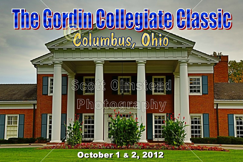 HDR Special Effect Added - Monday, October 1, 2012 - The Gordin Collegiate Classic Hosted by Ohio Wesleyan University at the Coumbus Country Club