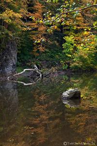 Vermilion River Fall (3585) - Birmingham, Ohio