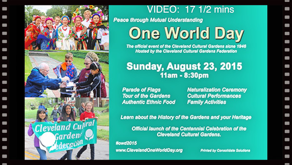 One World Day - Cleveland, OH