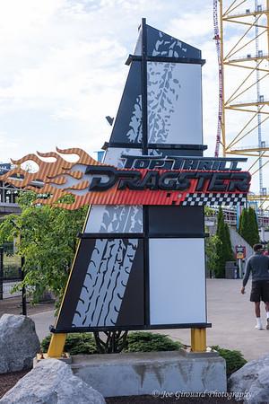 Cedar Point 2017
