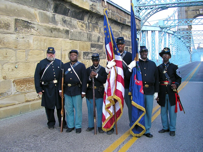 Black Soldiers in the Union Army during the Civil War