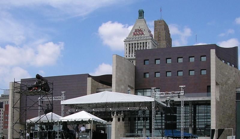National Underground Railroad Freedom Center Grand Opening