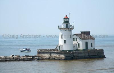 Cleveland Harbor West Pierhead