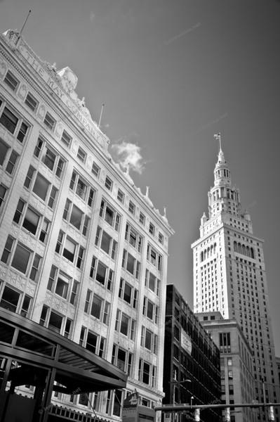 """""""May Company/Terminal Tower"""""""