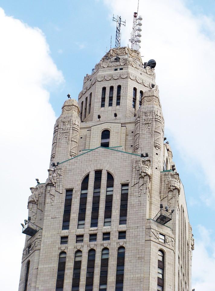 Art Deco LeVeque Tower