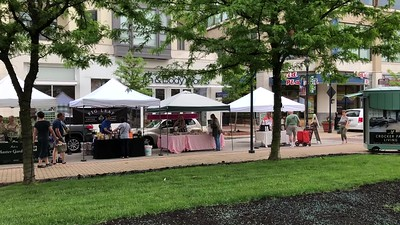 Farmer's Market., Crocker Park, Sat., May 26, 2018