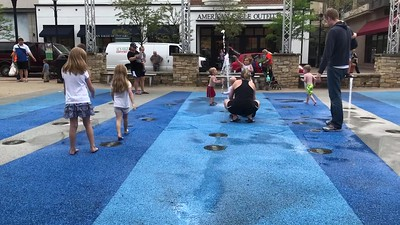 Video:  1 min.  Crocker Park Art Fair & Farmers Mktr - 6-9-2018