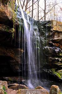 upper falls (Dundee Falls)