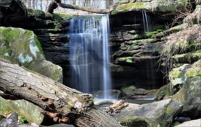 lower falls (Dundee Falls)