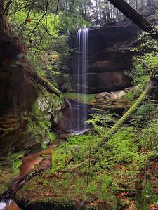 Rose Lake Falls*