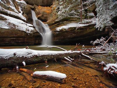 Cedar Falls Snow Day #1