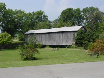 Covered Bridge, Lynchburg, Ohio