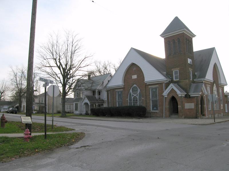 Methodist Church, Lynchburg, Ohio