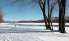 Winter along the Maumee River