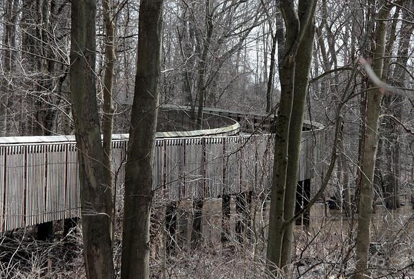 Wildwood Preserve Metro Park - Toledo, Ohio