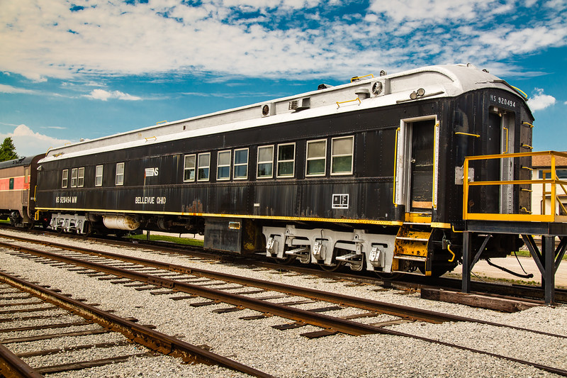 Norfolk Southern Wreck Train Diner NS 920494 MW