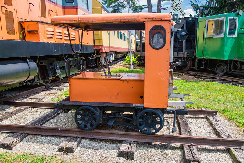 Mad River & NKP Railroad Museum