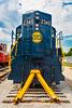 Norfolk & Western EMD SD9 2349, formerly NW #52, NKP #349