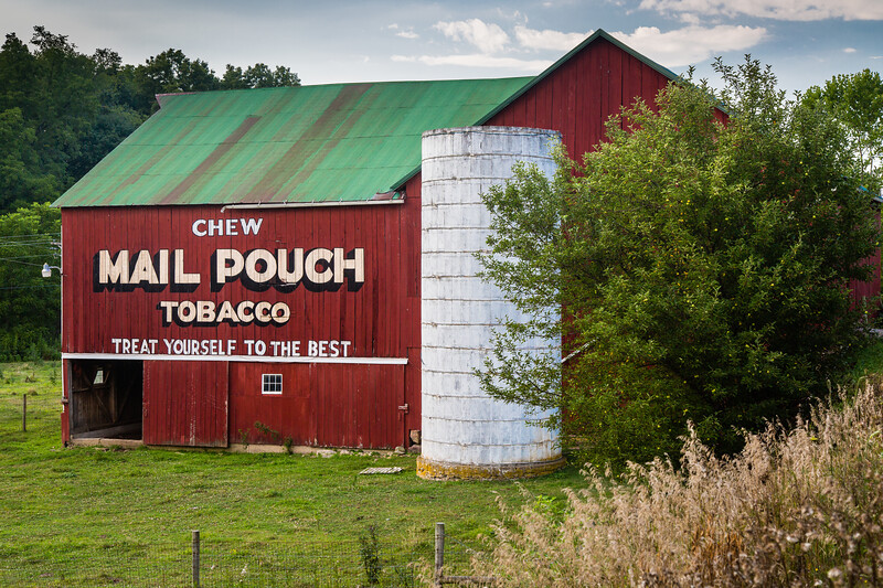 Barn Advertising