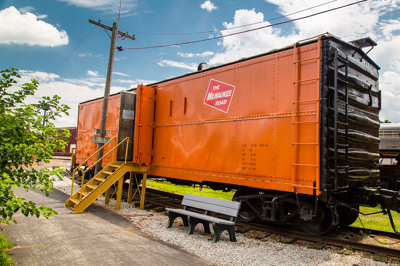 Milwaukee Road Ice Bunker URTX 37351
