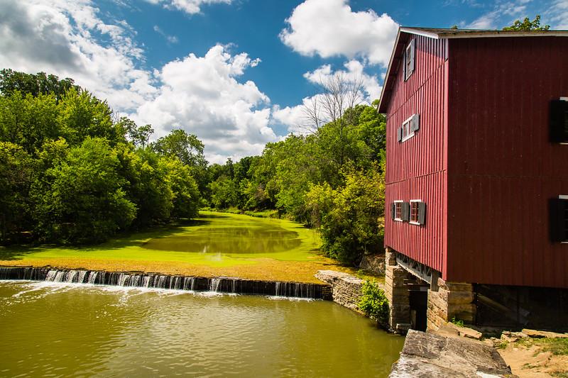 Wyandot Indian Mill Park