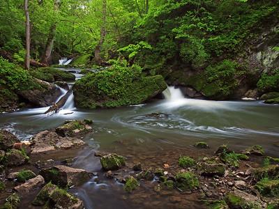 Waterfalls On Massies Creek