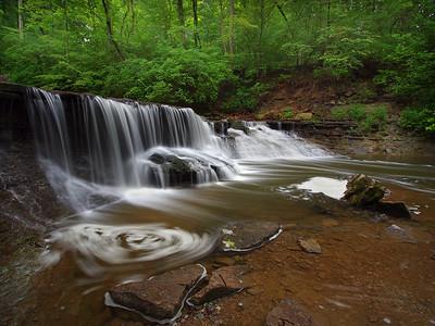 Lower Falls, Sharon Woods - 2