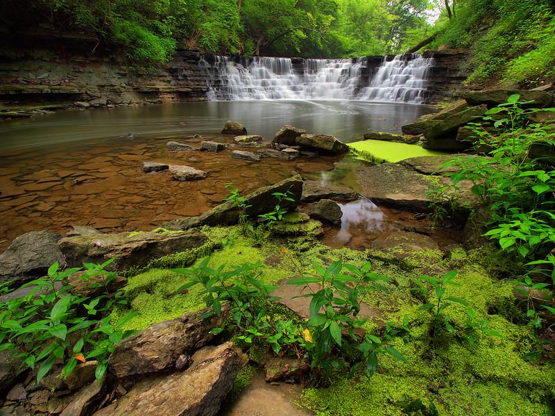 Buckeye Falls - 2