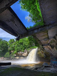 East Falls Of The Black River - 1