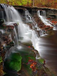 Waterfall On First Creek