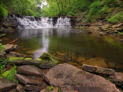 Buckeye Falls - 1