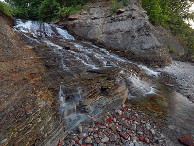 Columbia Beach Falls - 1