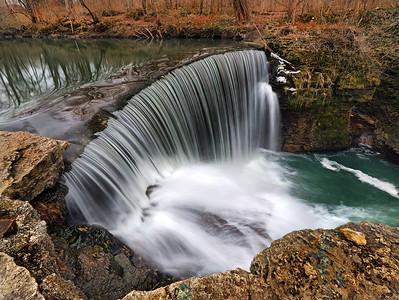 Cedar Cliff Falls - 2