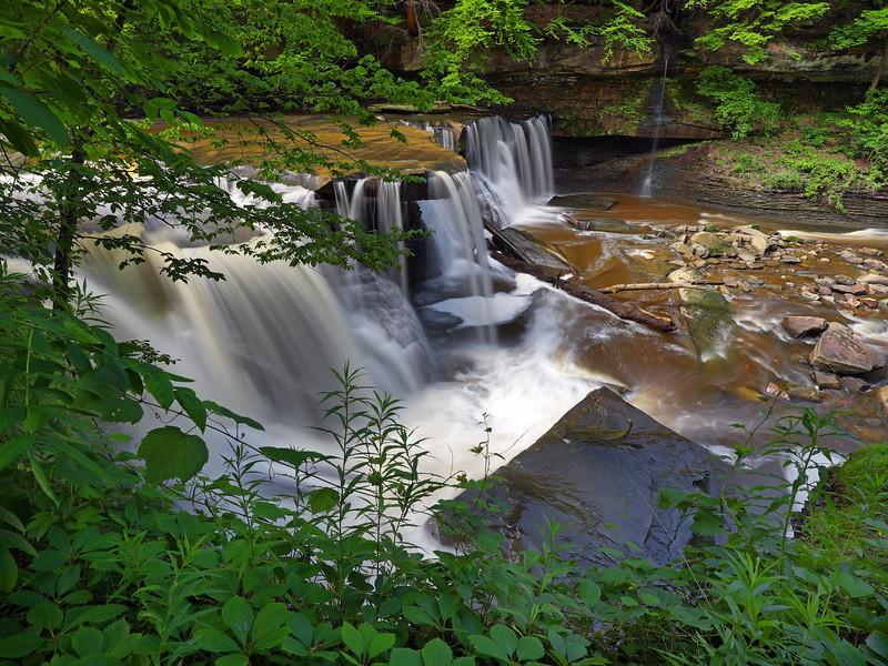 Great Falls Of Tinkers Creek - 1