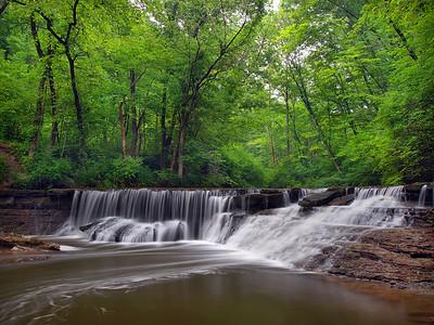 Lower Falls, Sharon Woods - 1