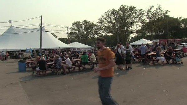 Video:  6 mins ~~ Oktoberfest - Berea, OH, Sat., Sept. 4, 2017 (The 4th and final video.)