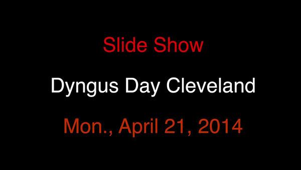 VIDEO:  Slideshow of Dyngus Day 2014