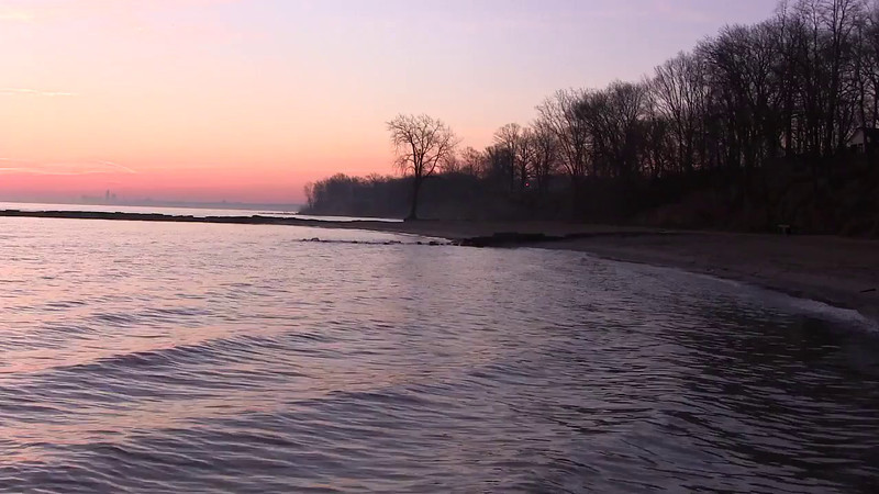 VIDEO:  Sunrise only
